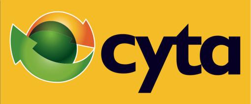 logo yellow background