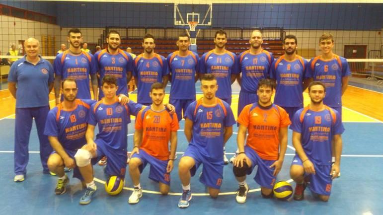 Ανδρικό volley